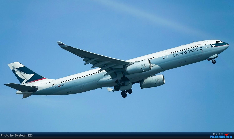 Re:[原创]SYD 2号航站楼随拍 天气很好,好货不少 AIRBUS A330-300 B-LAE 澳大利亚悉尼金斯福德·史密斯机场