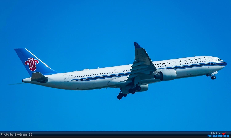 Re:[原创]SYD 2号航站楼随拍 天气很好,好货不少 AIRBUS A330-300 B-5951 澳大利亚悉尼金斯福德·史密斯机场
