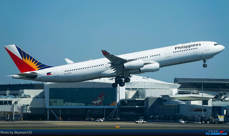 Re:[原创]SYD 2号航站楼随拍 天气很好,好货不少 AIRBUS A340-300  澳大利亚悉尼金斯福德·史密斯机场