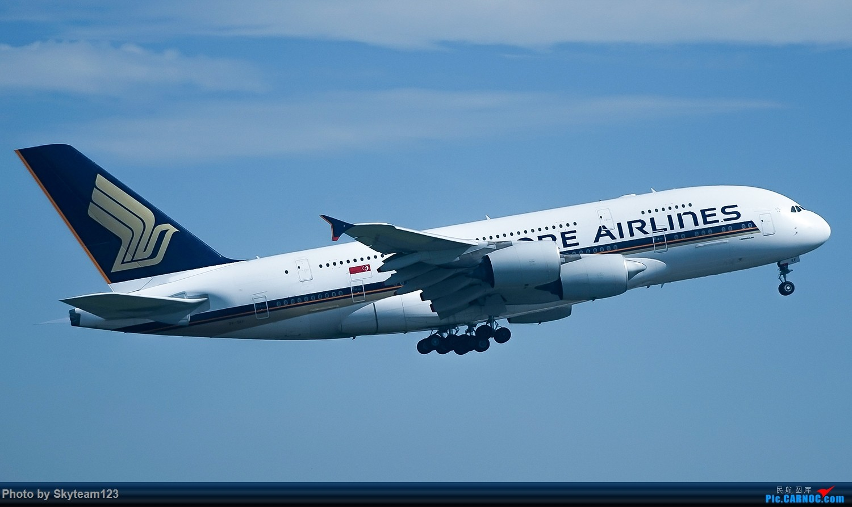 Re:[原创]SYD 2号航站楼随拍 天气很好,好货不少 AIRBUS A380-800 9V-SKF 澳大利亚悉尼金斯福德·史密斯机场