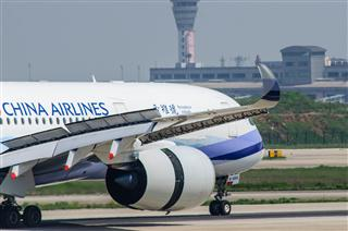 Re:【NKG】B-18901中华航空A350首航南京!