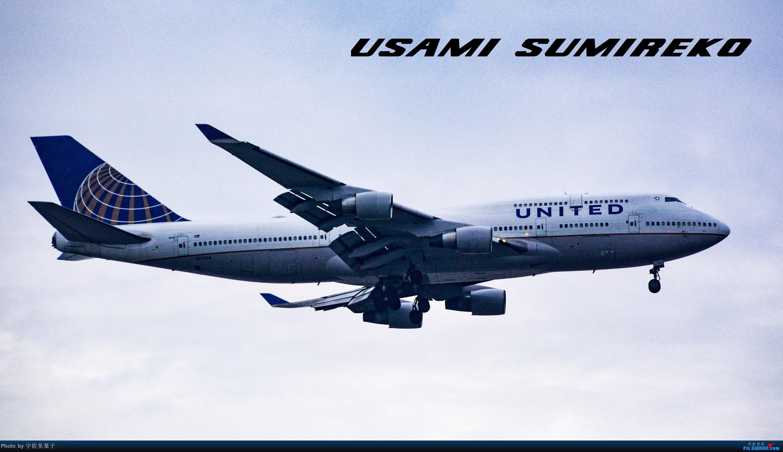 Re:[原创]暴力解决几架747 BOEING 747-400 N175UA 上海浦东国际机场