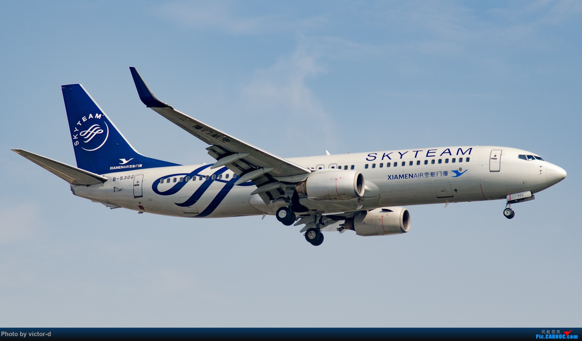 Re:[原创]【上海】拍机记录帖-记录这些年拍到的飞机 BOEING 737-800 B-5302 中国上海虹桥国际机场