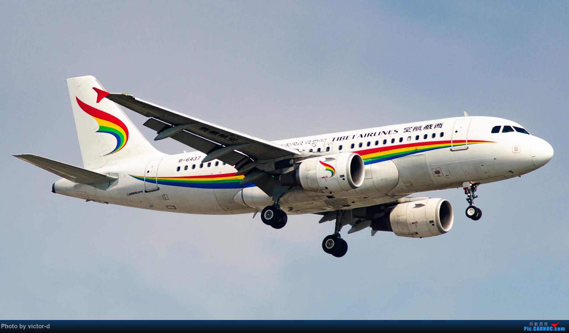 Re:[原创]【上海】拍机记录帖-记录这些年拍到的飞机 AIRBUS A319-100 B-6437 中国上海虹桥国际机场