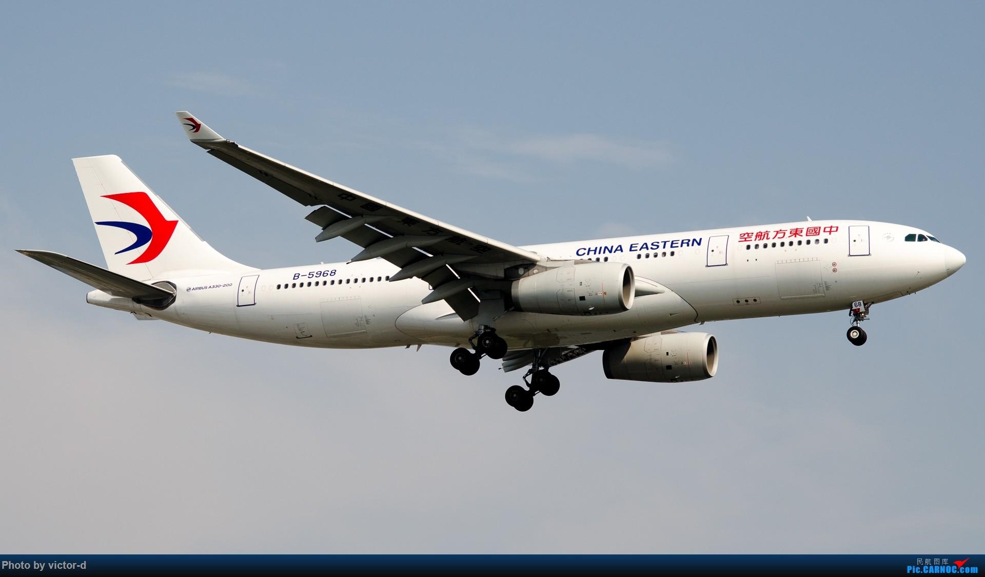 Re:[原创]【上海】拍机记录帖-记录这些年拍到的飞机 AIRBUS A330-200 B-5968 中国上海虹桥国际机场