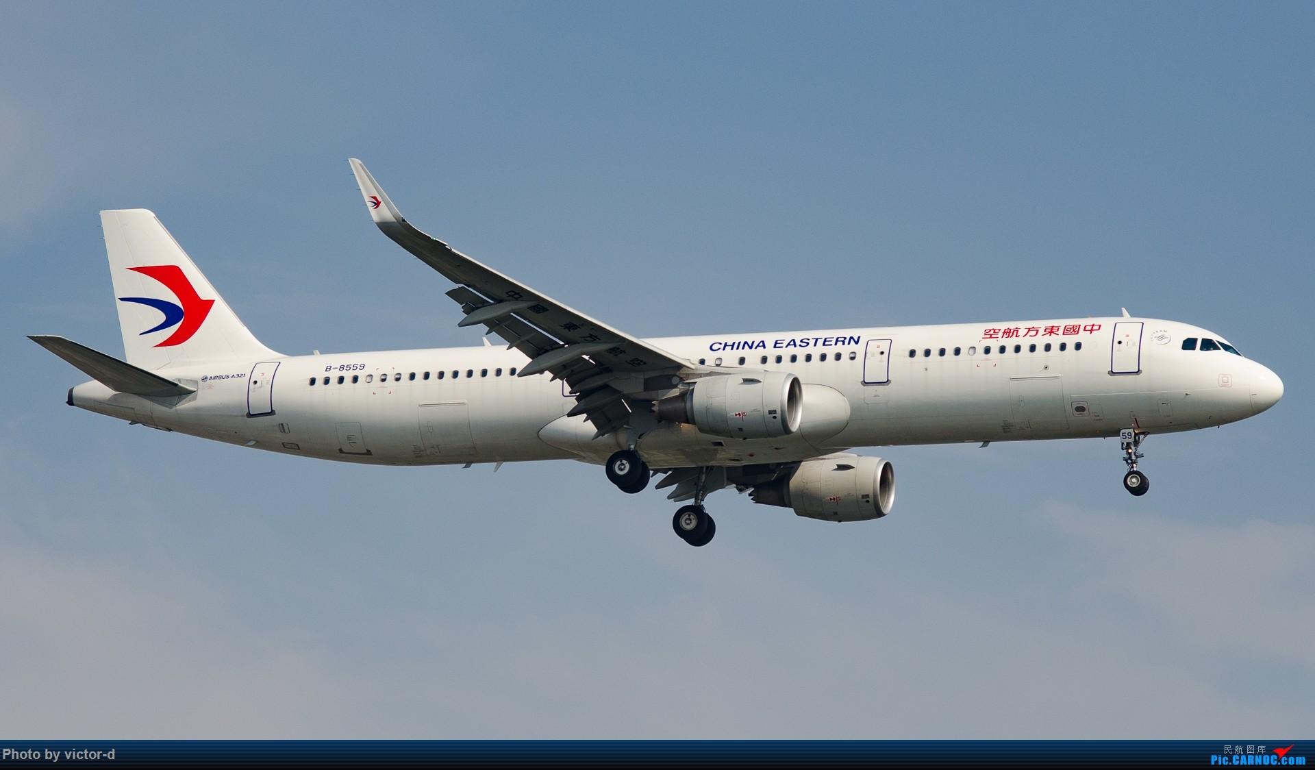 Re:[原创]【上海】拍机记录帖-记录这些年拍到的飞机 AIRBUS A321-200 B-8559 中国上海虹桥国际机场