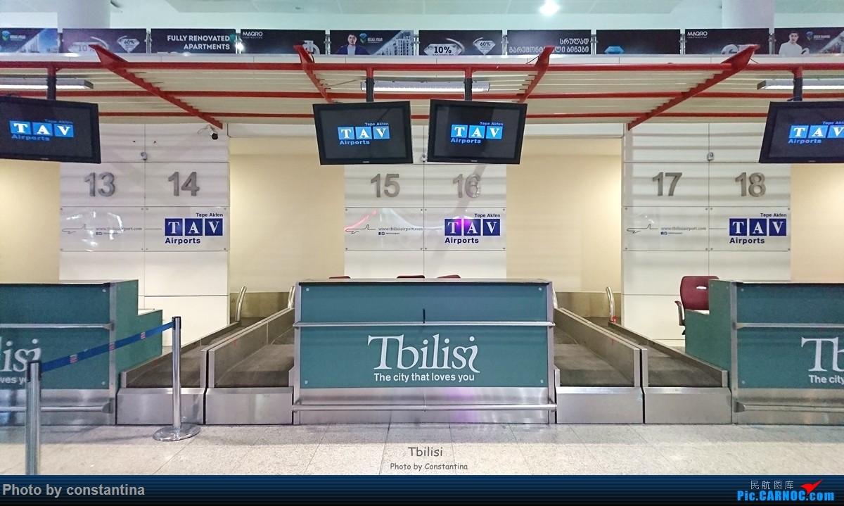 Re:[原创]【Constantina】高加索之行4(高加索古都——第比利斯)    格鲁吉亚第比利斯机场