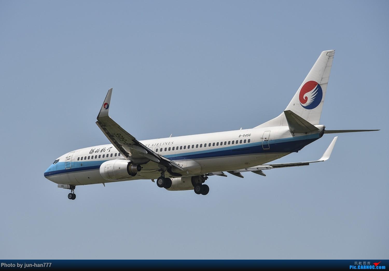 Re:[原创]远去的背影 BOEING 737-800 B-5456
