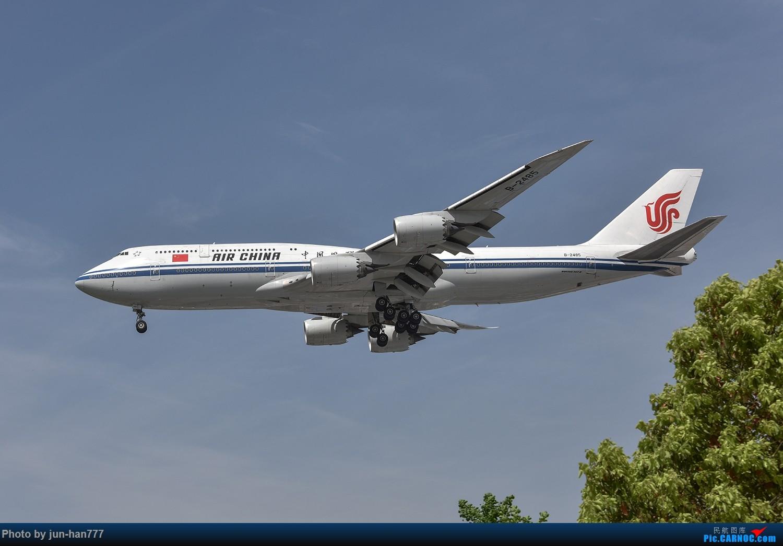 Re:[原创]虹桥拍机 BOEING 747-8I B-2485