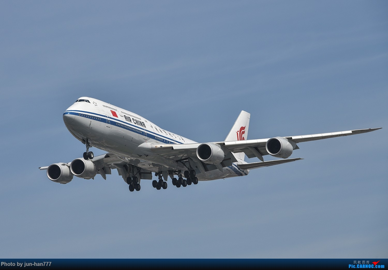 Re:虹桥拍机 BOEING 747-8I B-2485