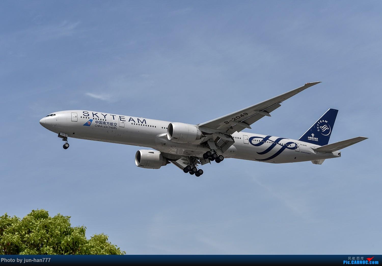 Re:[原创]虹桥拍机 BOEING 777-300ER B-2049