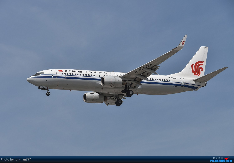 Re:虹桥拍机 BOEING 737-800 B-5398