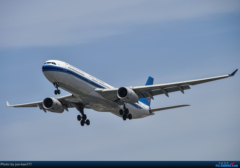 Re:[原创]虹桥拍机 AIRBUS A330-300 B-6501