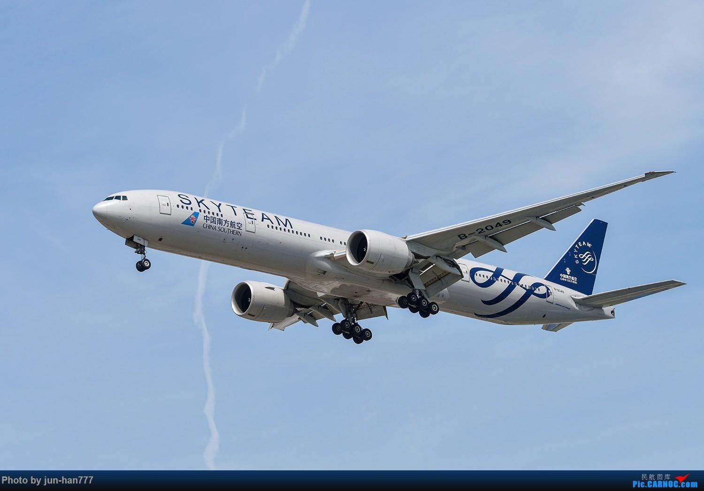 Re:[原创]CTU 南航777-300ER 天合联盟涂装 BOEING 777-300ER B-2049
