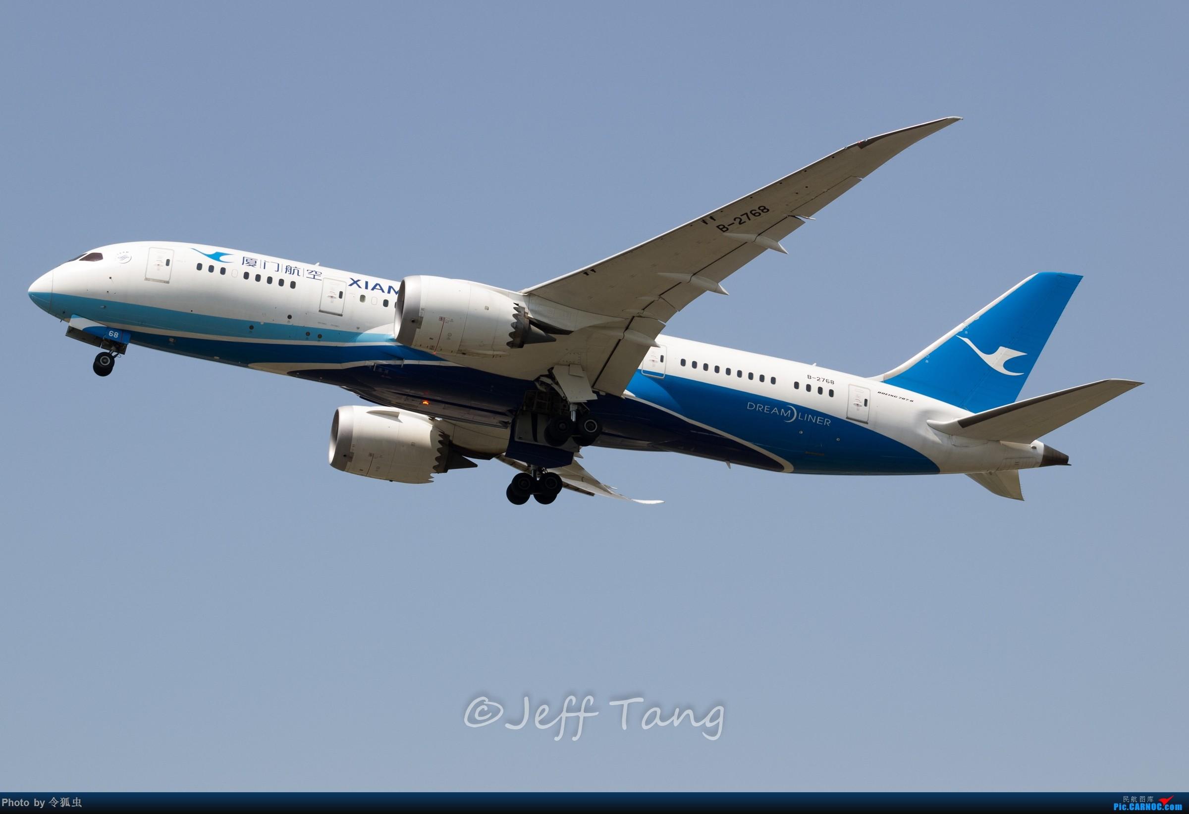 Re:[原创]【CTU】厦航B-2768_B788 BOEING 787-8 B-2768 中国成都双流国际机场