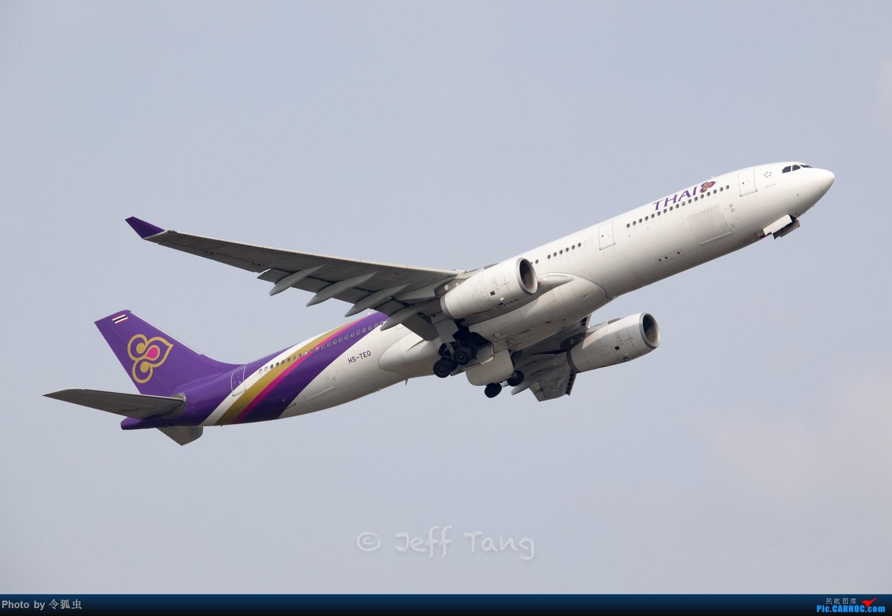 Re:[原创]【CTU】泰航HS_TEO_A333 AIRBUS A330-300 HS-TEO 中国成都双流国际机场