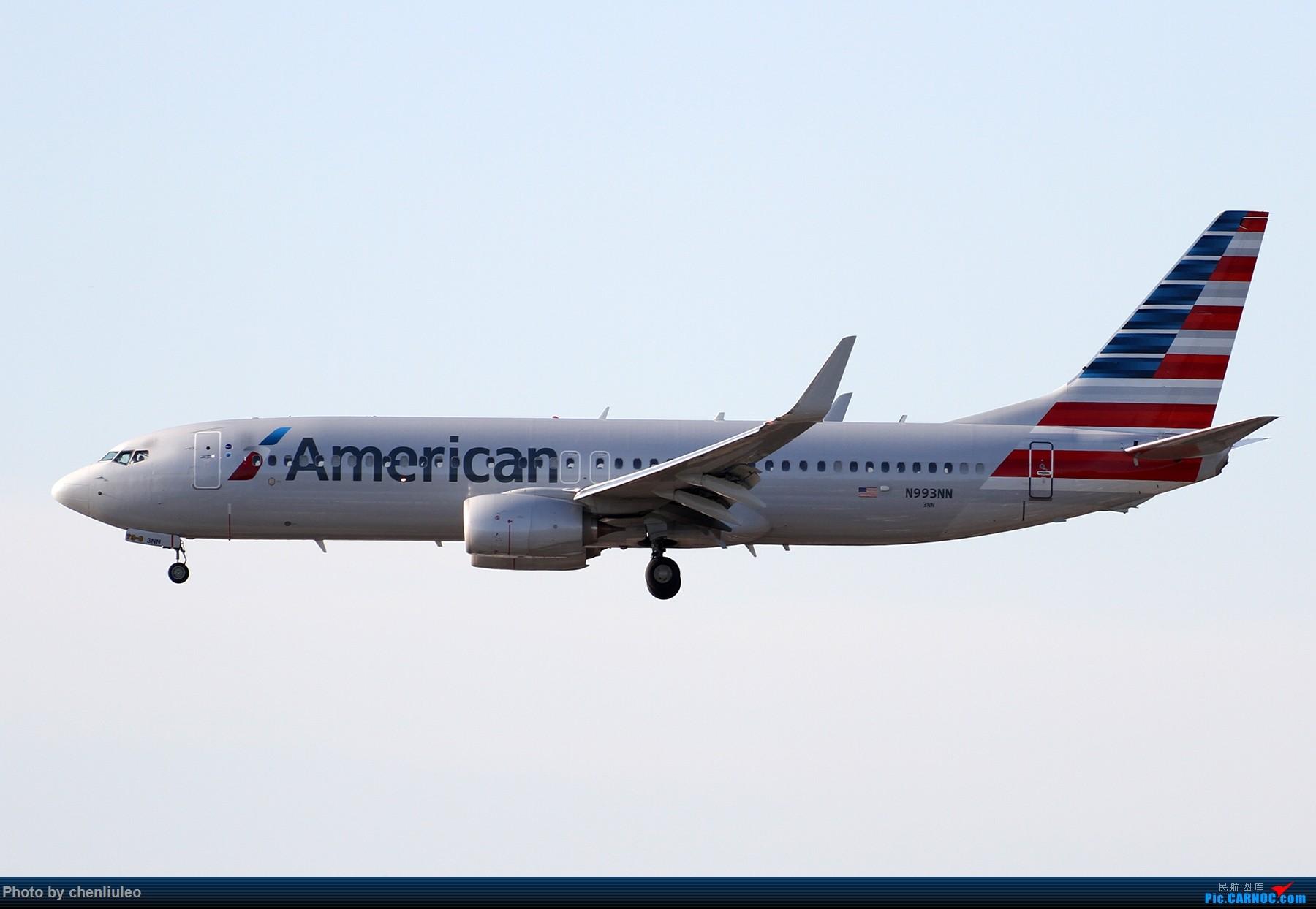 Re:[原创]【北美飞友会】洛杉矶世界机场黄昏随拍 BOEING 737-800 N993NN 美国洛杉矶机场