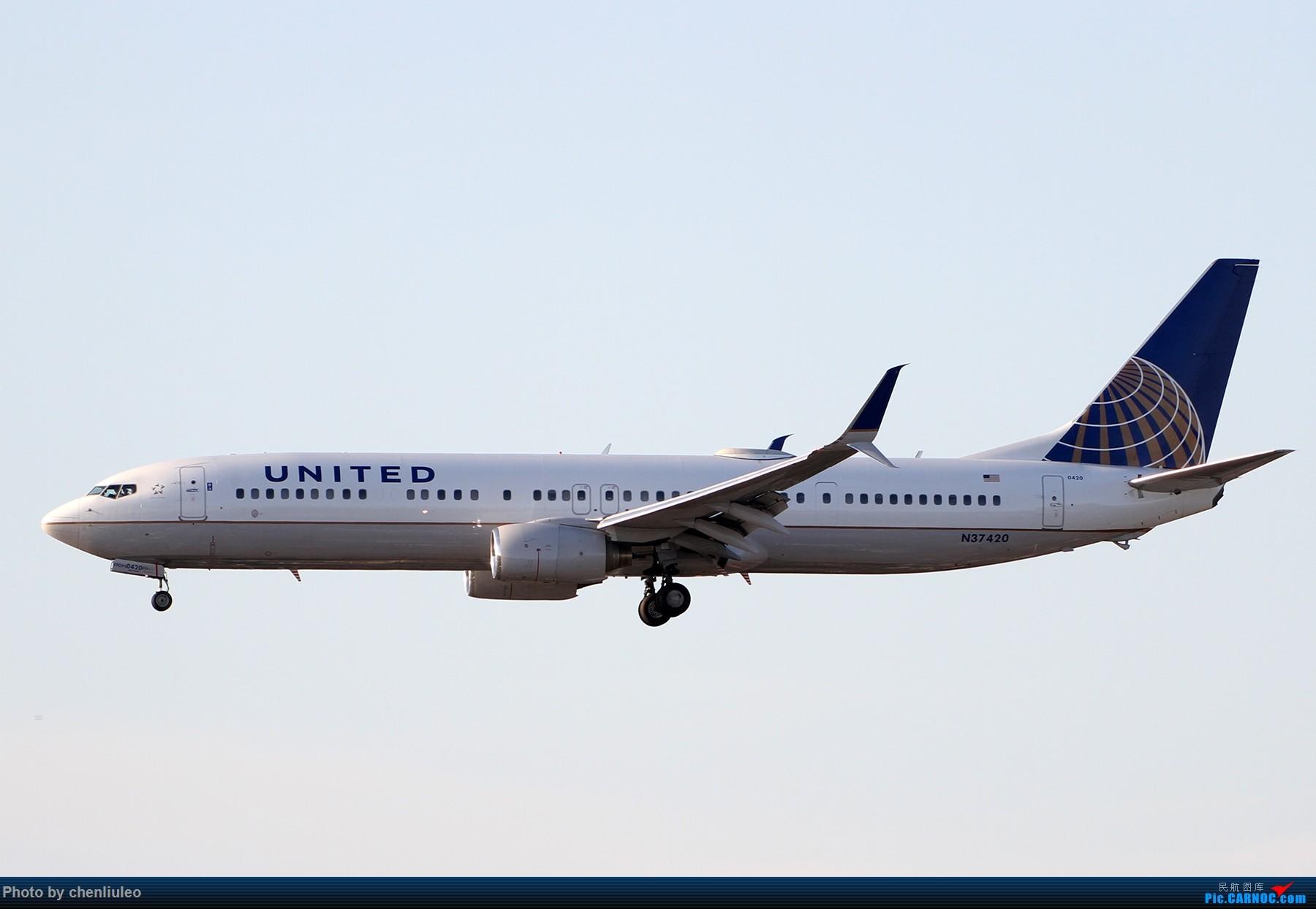 Re:[原创]【北美飞友会】洛杉矶世界机场黄昏随拍 BOEING 737-900ER N37420 美国洛杉矶机场