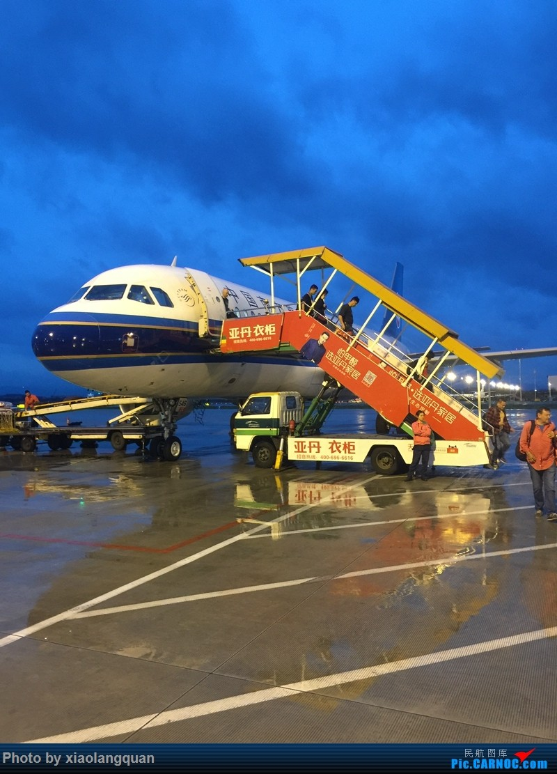 Re:3月份南航来回的金边之行,去程738,回程320 AIRBUS A320-200 B-8546 中国广州白云国际机场