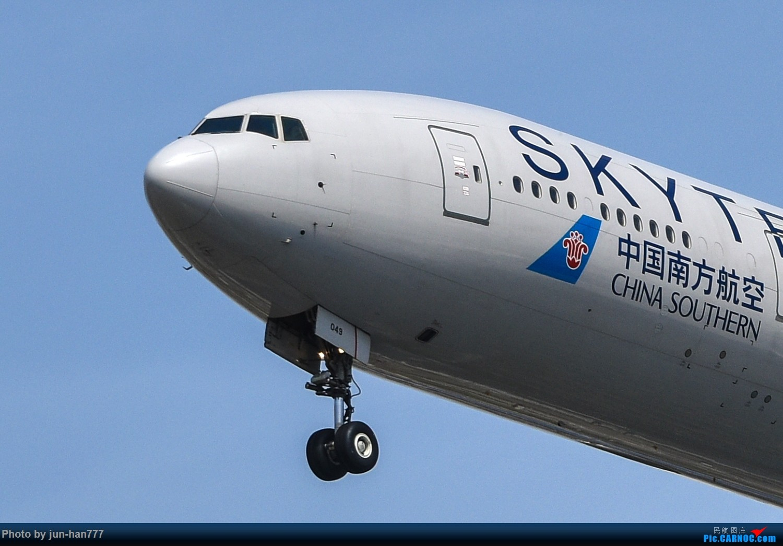 Re:来点大头照 BOEING 777-300ER B-2049