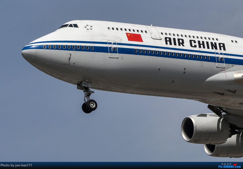 Re:[原创]来点大头照 BOEING 747-8I B-2485