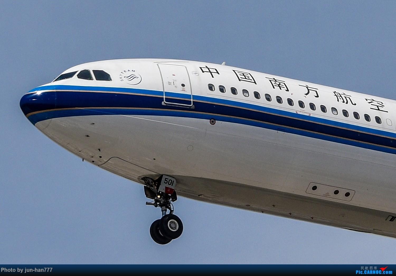 Re:[原创]来点大头照 AIRBUS A330-300 B-6501