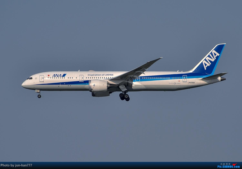 [原创]PVG拍机 BOEING 787-9