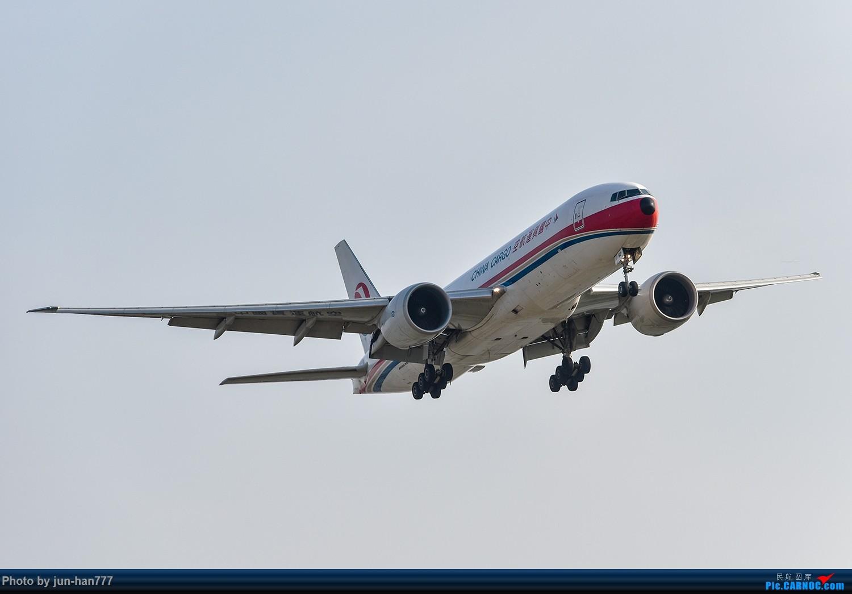 Re:[原创]PVG拍机 BOEING 777