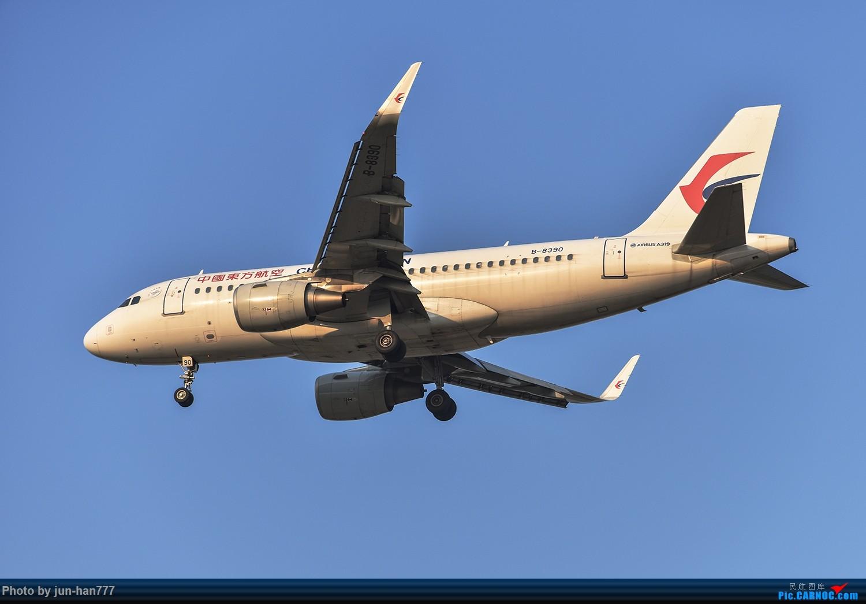 Re:[原创]PVG拍机 AIRBUS A319-100 B-8390