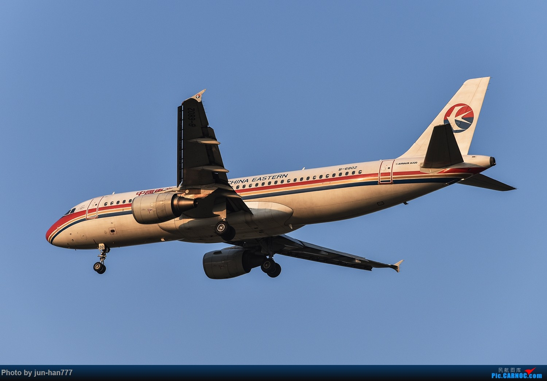 Re:[原创]PVG拍机 AIRBUS A320-200 B-6802