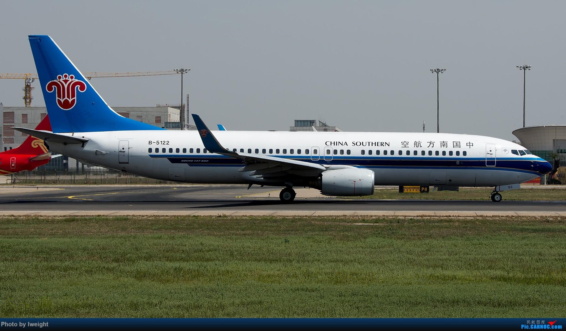 Re:[原创]天气晴朗,继续守候18R【多图】 BOEING 737-800 B-5122 中国北京首都国际机场