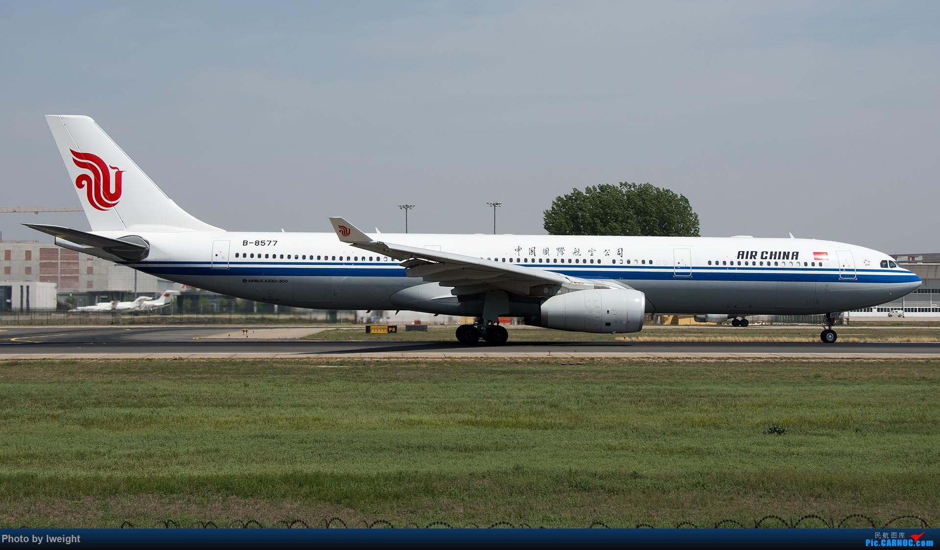 Re:[原创]天气晴朗,继续守候18R【多图】 AIRBUS A330-300 B-8577 中国北京首都国际机场