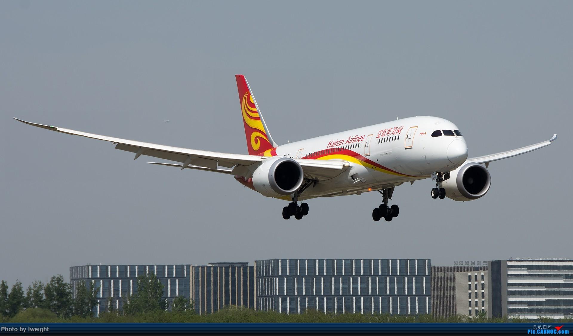 Re:[原创]天气晴朗,继续守候18R【多图】 BOEING 787-8 B-2750 中国北京首都国际机场