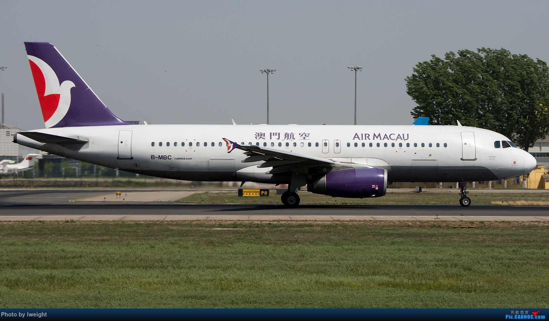 Re:[原创]天气晴朗,继续守候18R【多图】 AIRBUS A320-200 B-MBC 中国北京首都国际机场