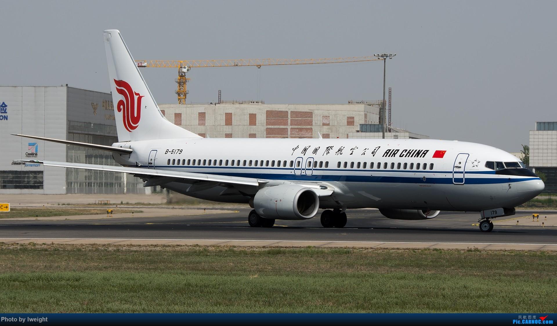 Re:[原创]天气晴朗,继续守候18R【多图】 BOEING 737-800 B-5179 中国北京首都国际机场