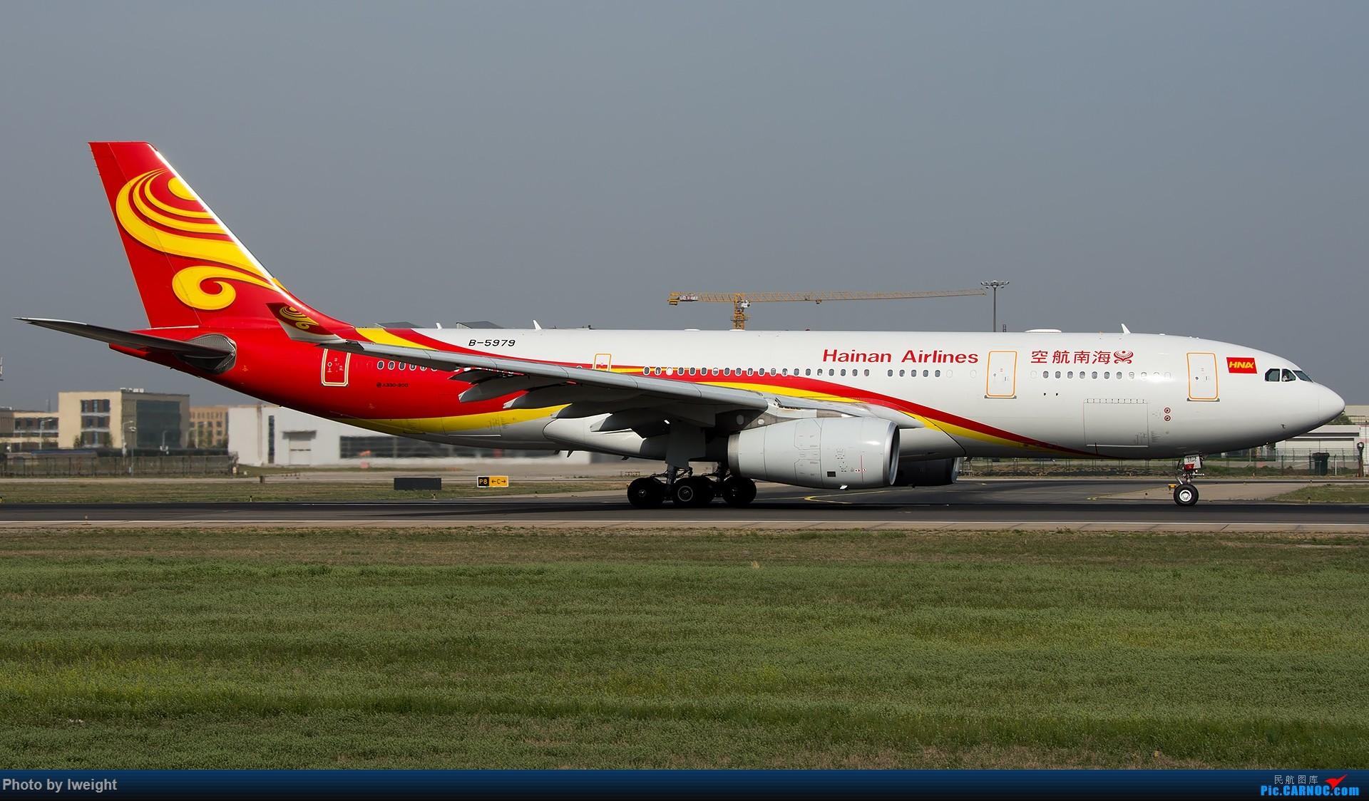 Re:[原创]天气晴朗,继续守候18R【多图】 AIRBUS A330-200 B-5979 中国北京首都国际机场