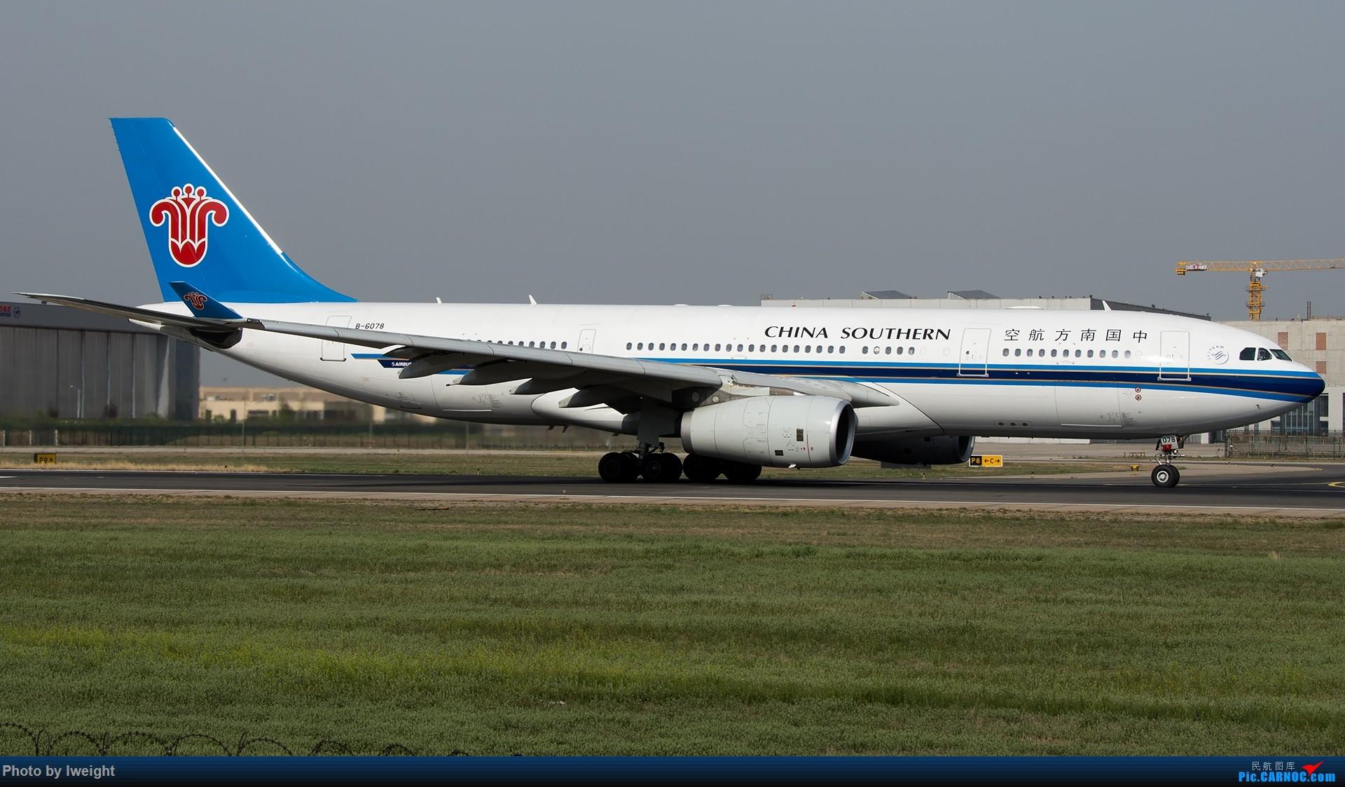 Re:[原创]天气晴朗,继续守候18R【多图】 AIRBUS A330-200 B-6078 中国北京首都国际机场