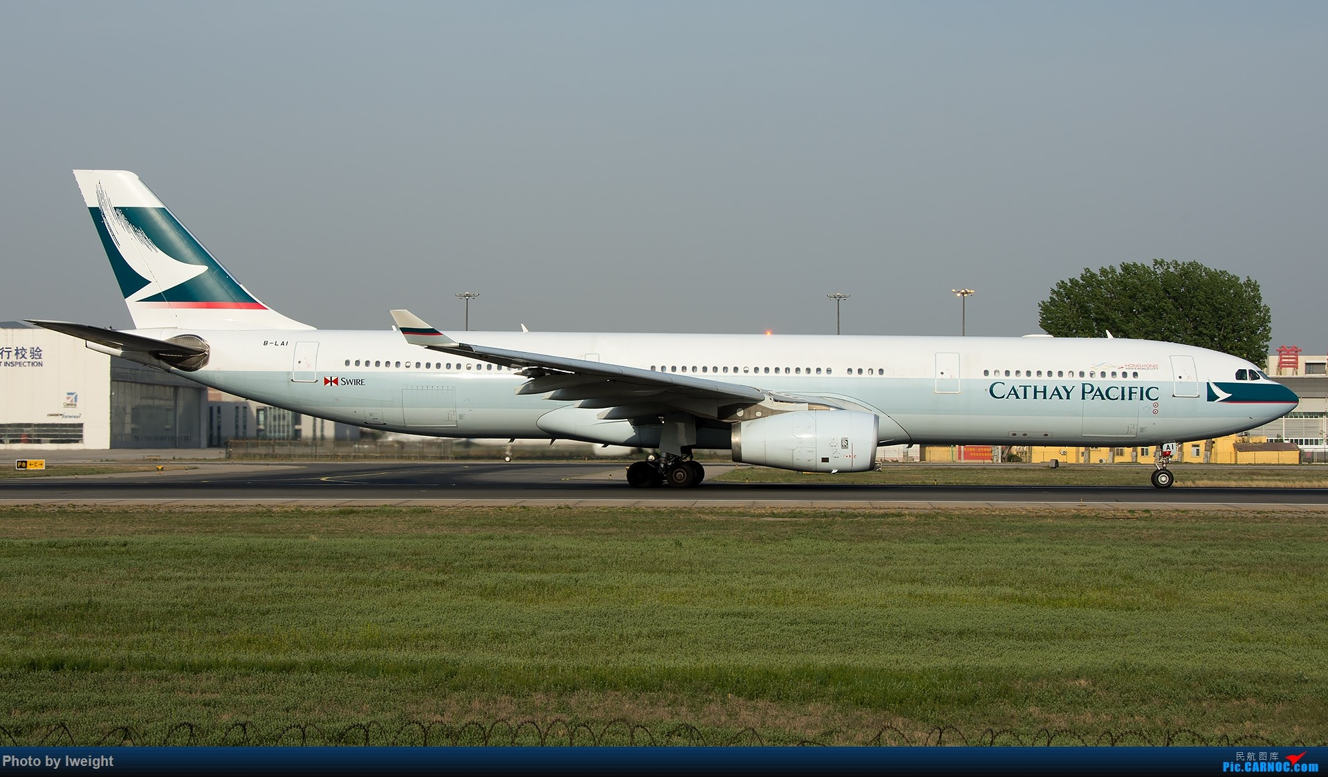 Re:[原创]天气晴朗,继续守候18R【多图】 AIRBUS A330-300 B-LAI 中国北京首都国际机场