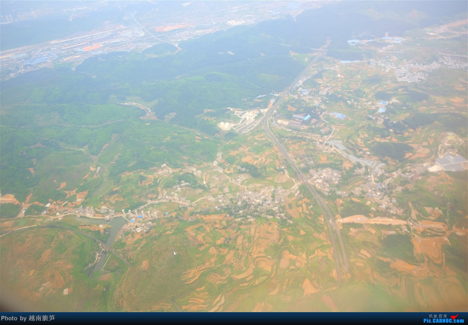 Re:[原创]宁波——贵阳往返,南航执飞 BOEING 737-700