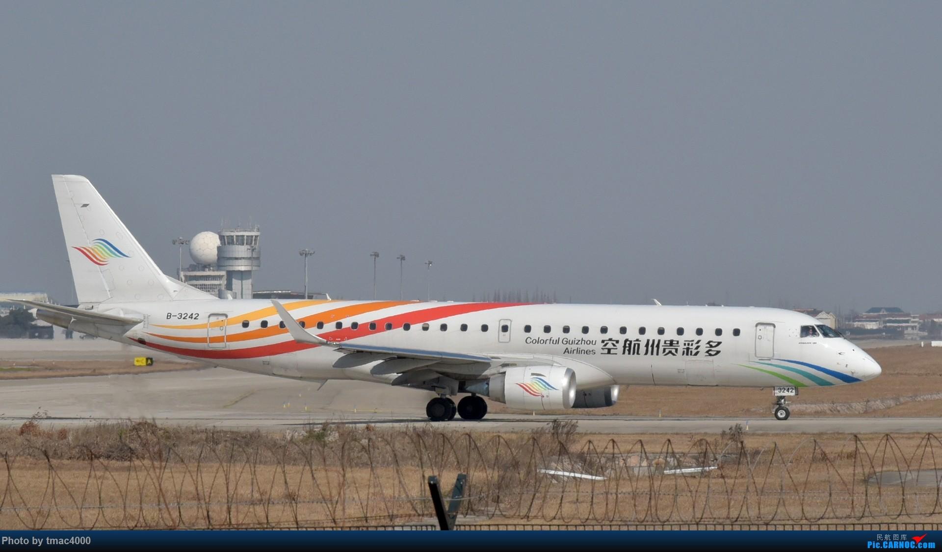 re:[原创]ntg随拍 embraer e-190 b-3242 中国南通兴东机场
