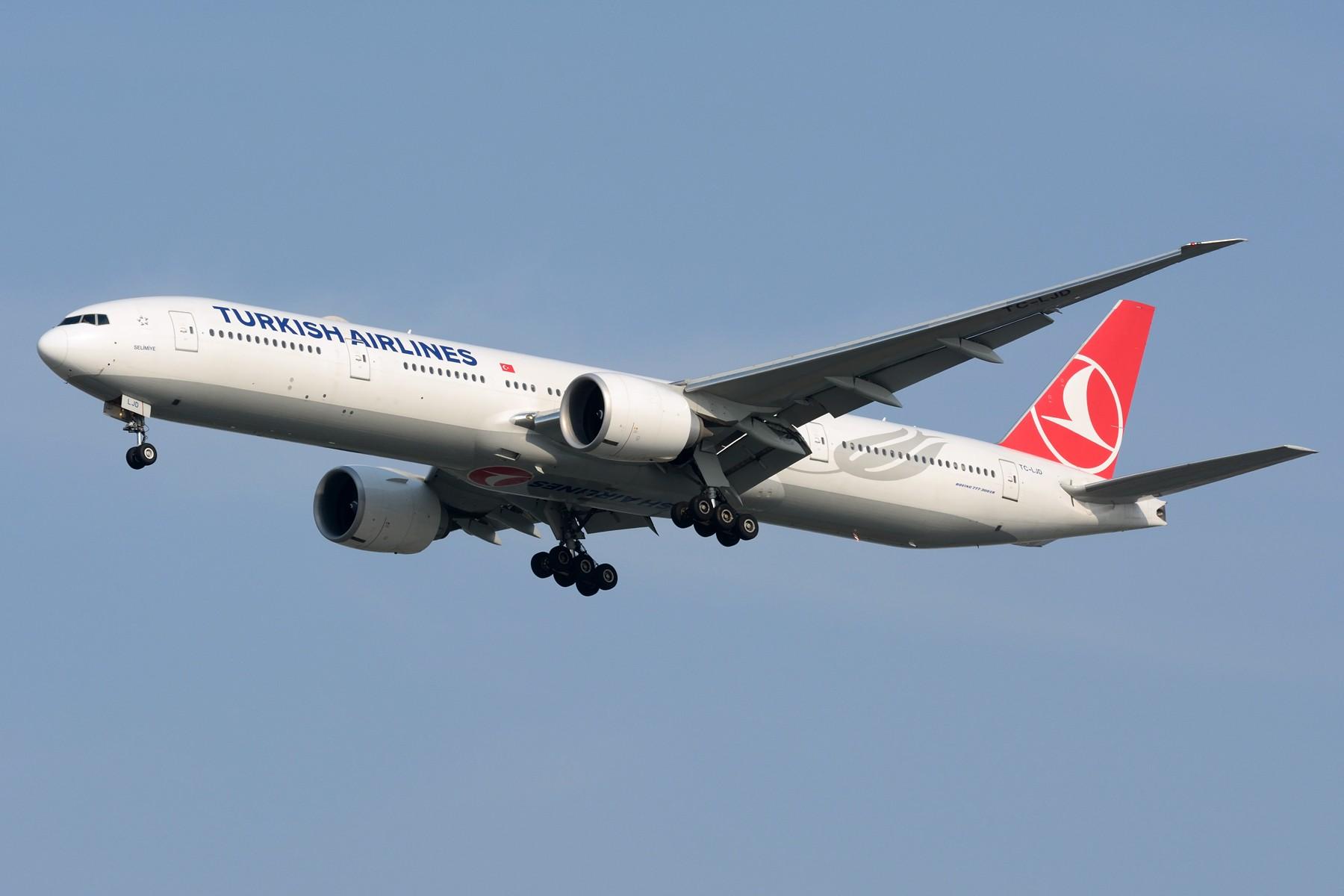 Re:[原创]【PVG】三条七 BOEING 777-300ER TC-LJD 中国上海浦东国际机场