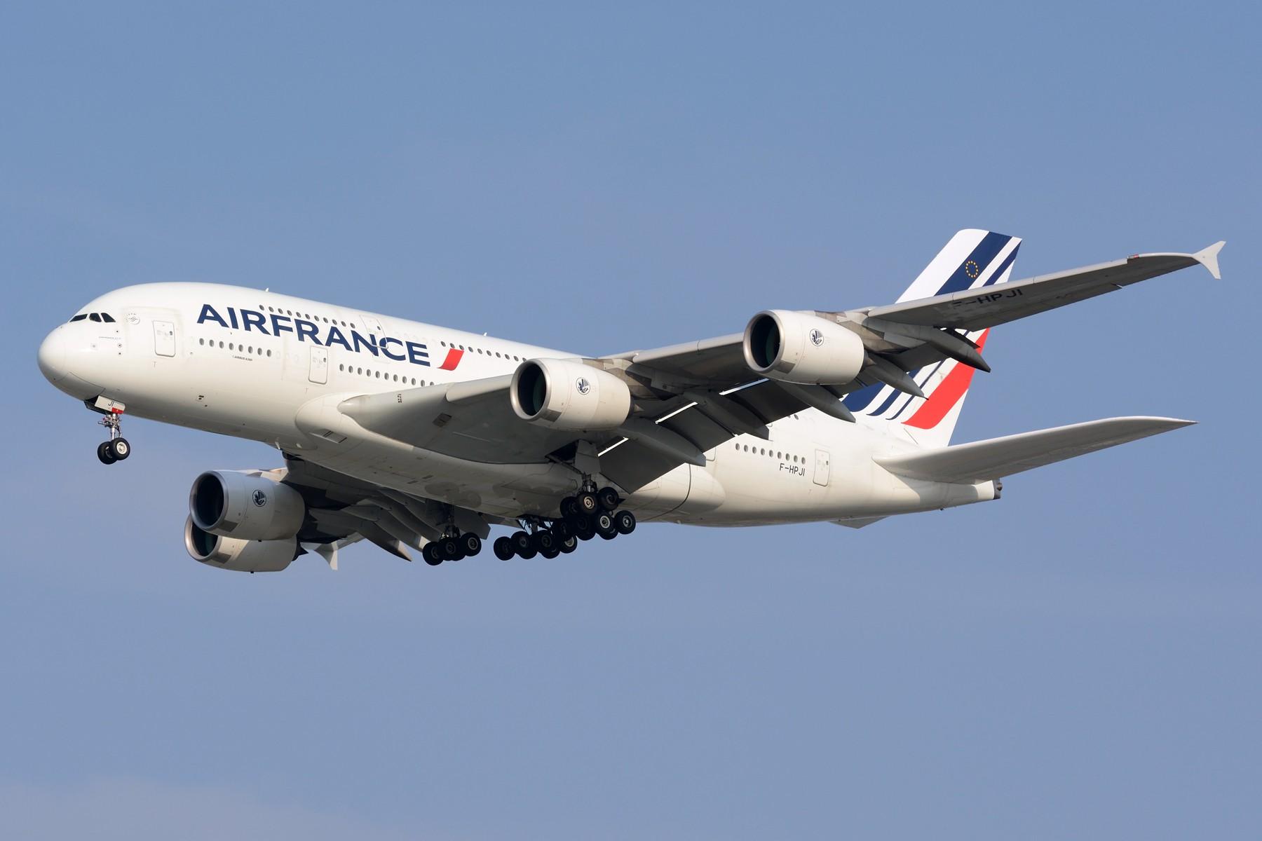 Re:[原创]【PVG】三条七 AIRBUS A380-800 F-HPJI 中国上海浦东国际机场