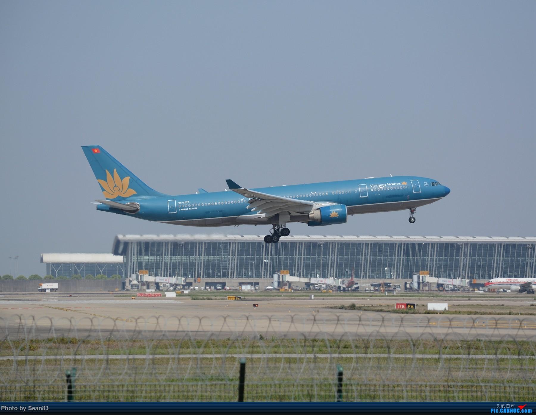 [原创]浦东外国航司系列(首发1800*) AIRBUS A320-200 VN-A376 中国上海浦东国际机场