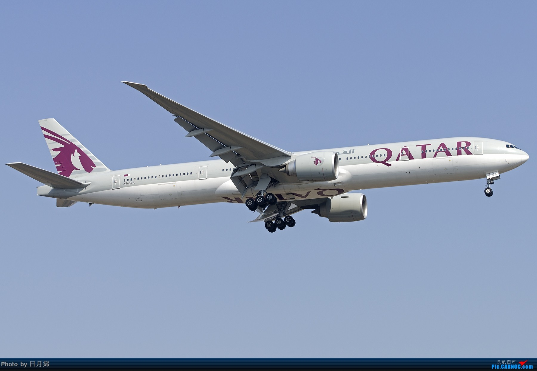 Re:[原创][原创]【PVG】好久没发图了,一堆库存(2)午后 BOEING 777-300ER A7-BEA 中国上海浦东国际机场