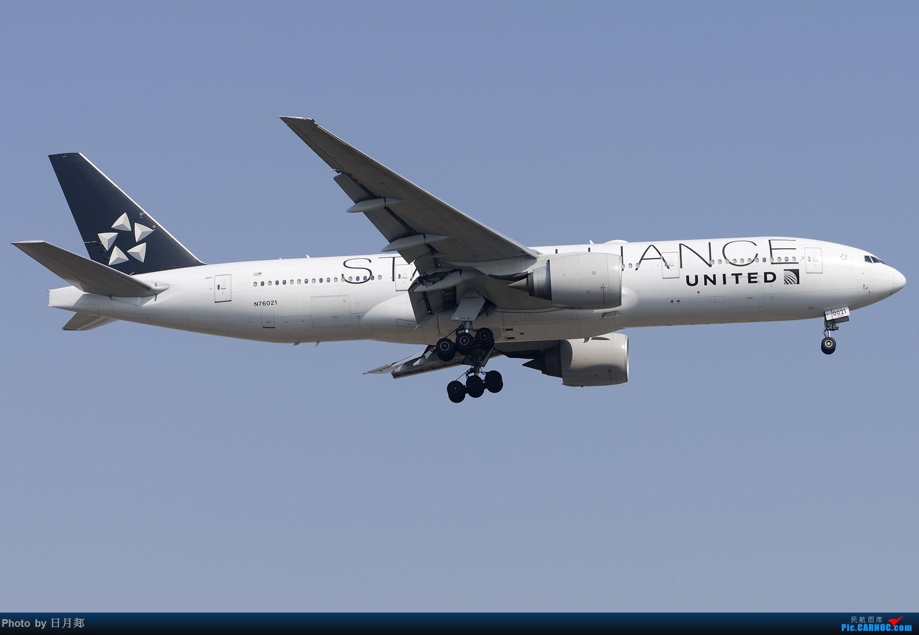 Re:[原创][原创]【PVG】好久没发图了,一堆库存(2)午后 BOEING 777-200ER N76021 中国上海浦东国际机场