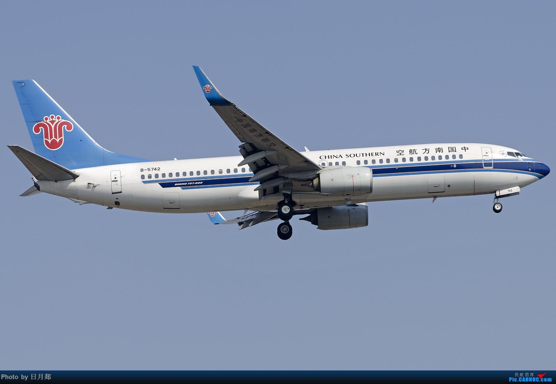 Re:[原创][原创]【PVG】好久没发图了,一堆库存(2)午后 BOEING 737-800 B-5742 中国上海浦东国际机场