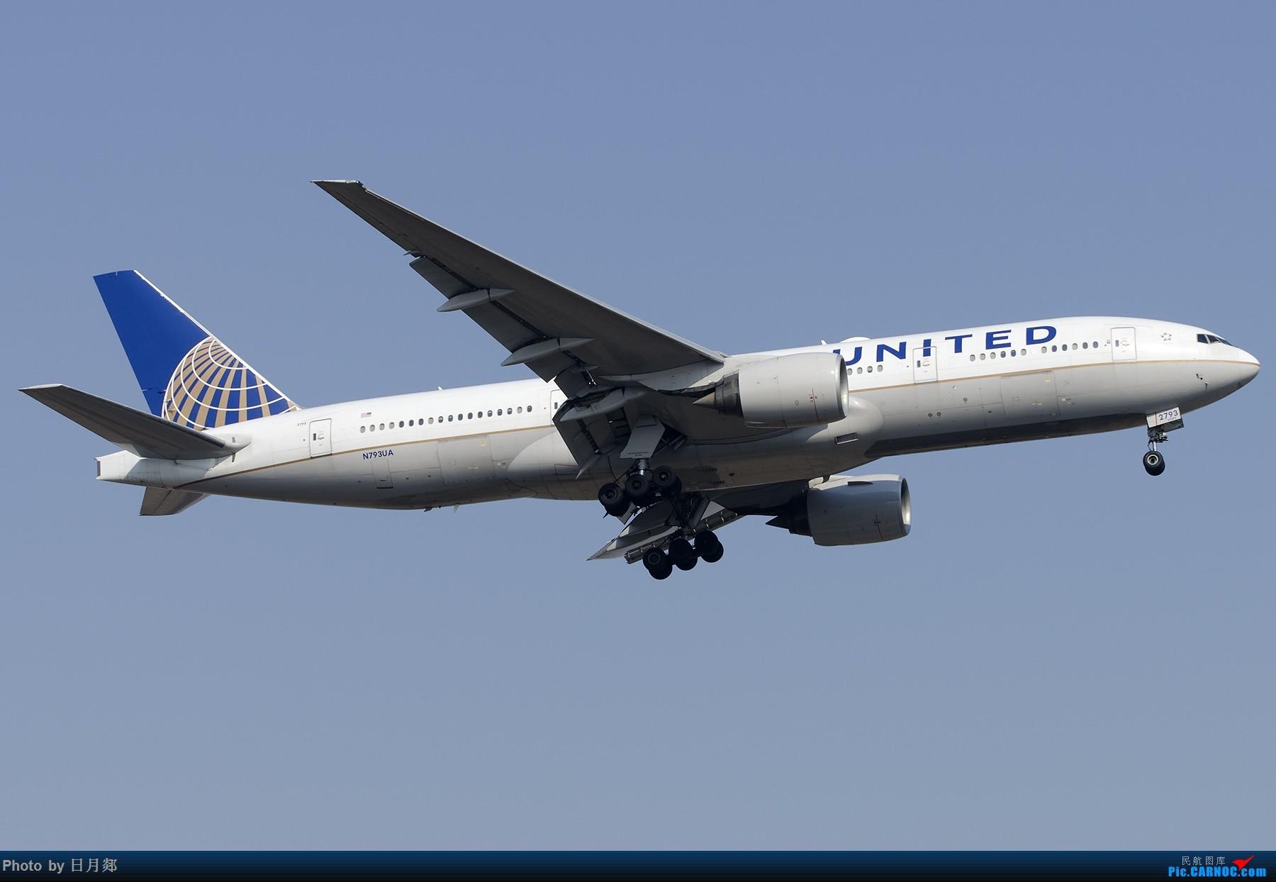Re:[原创][原创]【PVG】好久没发图了,一堆库存(2)午后 BOEING 777-200ER  中国上海浦东国际机场