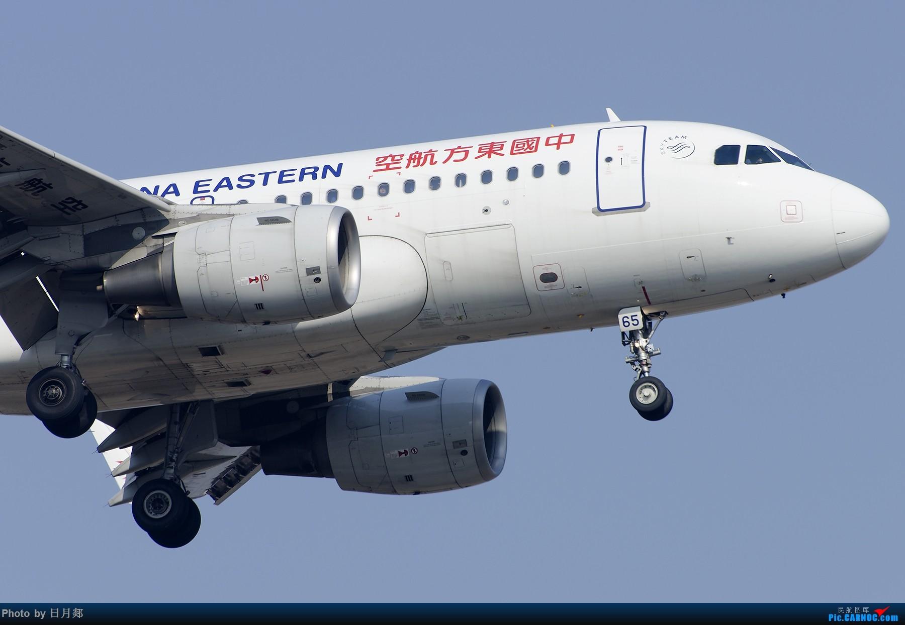 Re:[原创][原创]【PVG】好久没发图了,一堆库存(2)午后 AIRBUS A319-100 B-6465 中国上海浦东国际机场