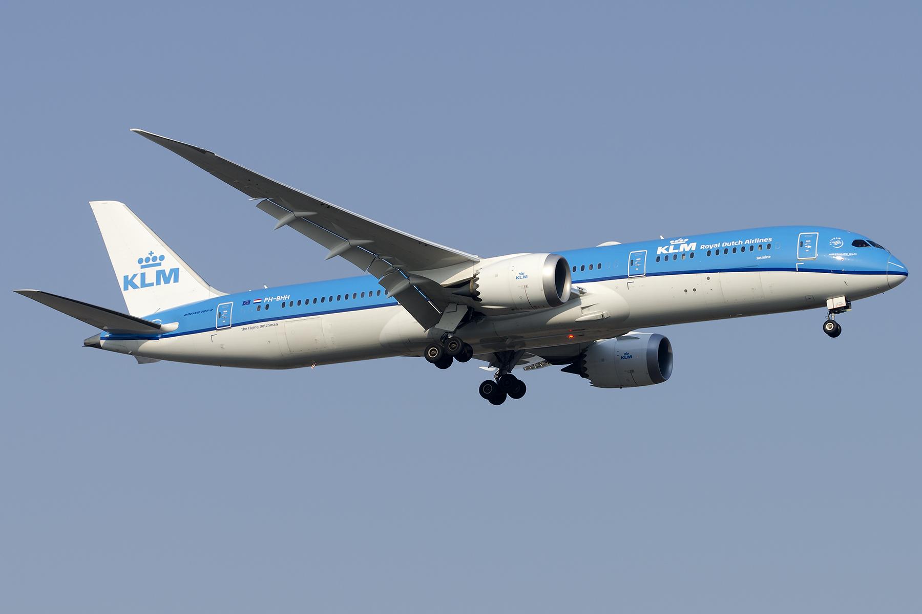 Re:[原创][原创]【PVG】好久没发图了,一堆库存(2)午后 BOEING 787-9  中国上海浦东国际机场