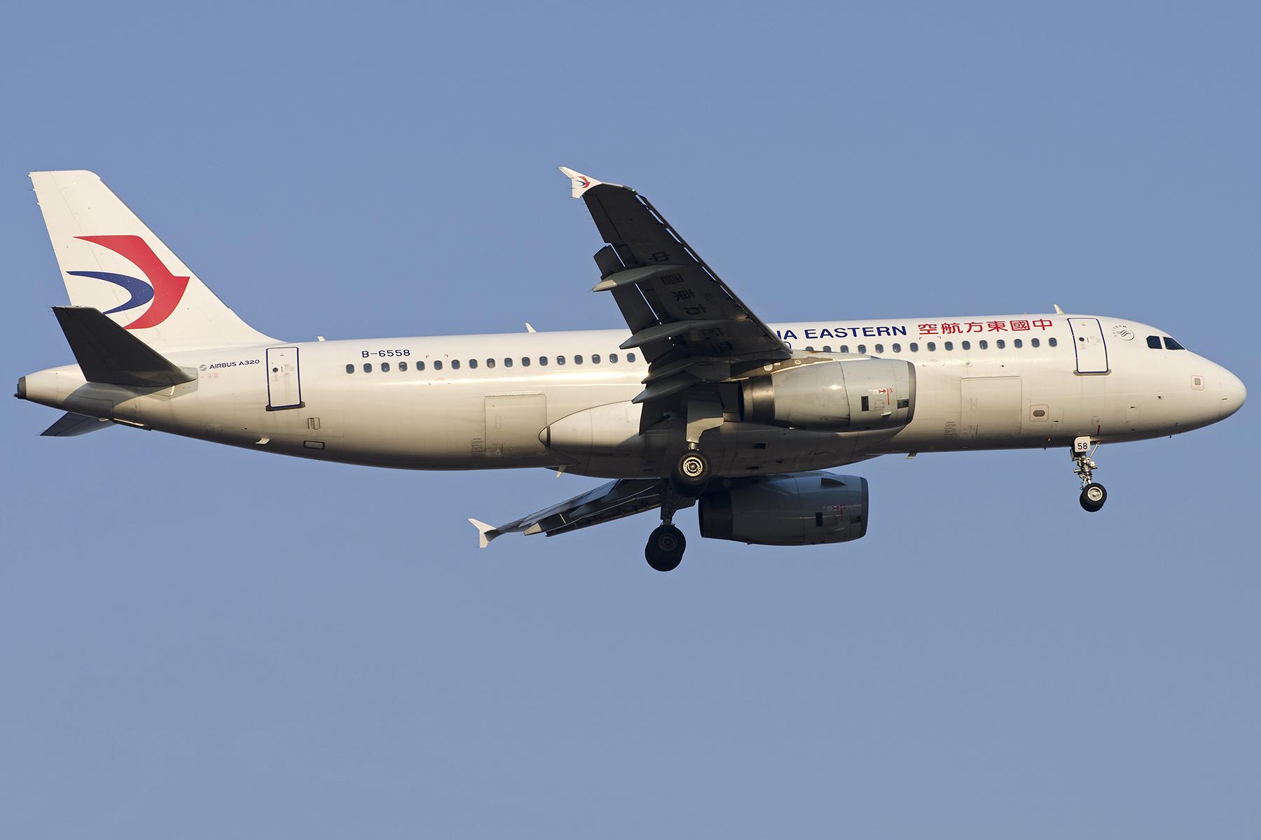 Re:[原创][原创]【PVG】好久没发图了,一堆库存(2)午后 AIRBUS A320-200 B-6558 中国上海浦东国际机场